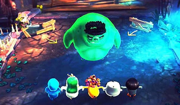 Guide Angry Birds Evolution 2017 apk screenshot