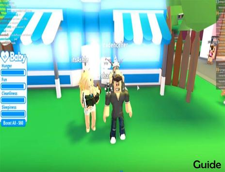 New Guide of Adopt Me IN ROBLOX apk screenshot