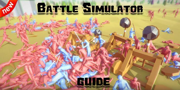 guide for Battle Simulator New poster