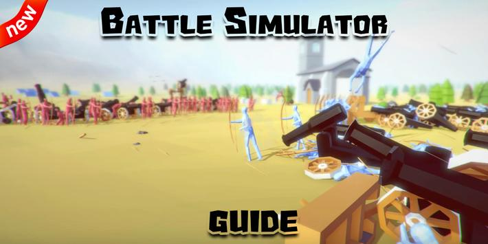 guide for Battle Simulator New apk screenshot