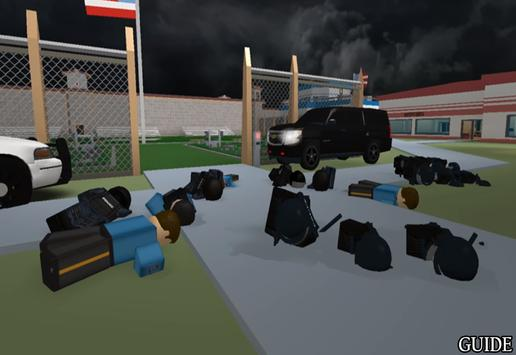 Tips CRIMINAL  BABY ESCAPES PRISON! Roblox screenshot 1