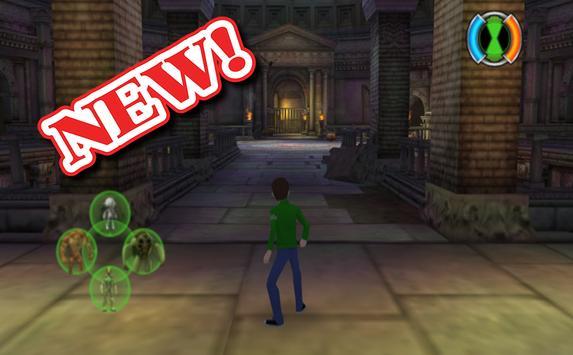 pro Ben 10 Ultimate Alien tips apk screenshot