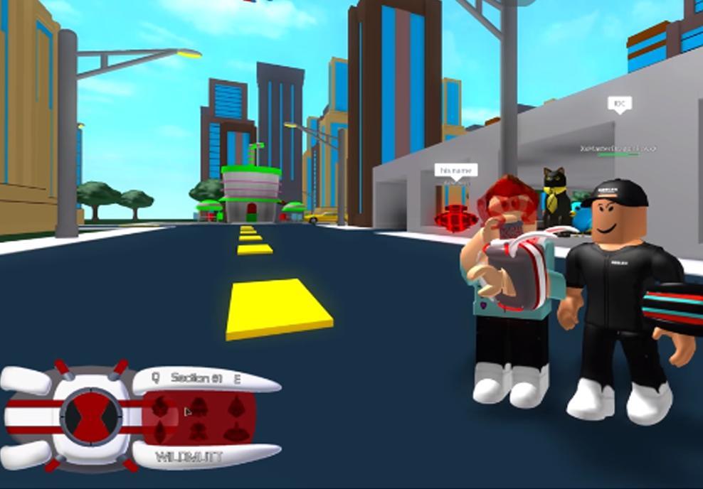 Roblox Alien Game - Kesho Wazo