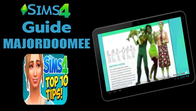 New Guide For SIMS4 2K18 poster