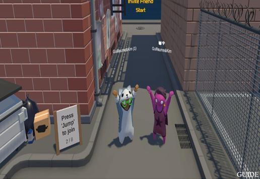 Tips Gang Beasts apk screenshot