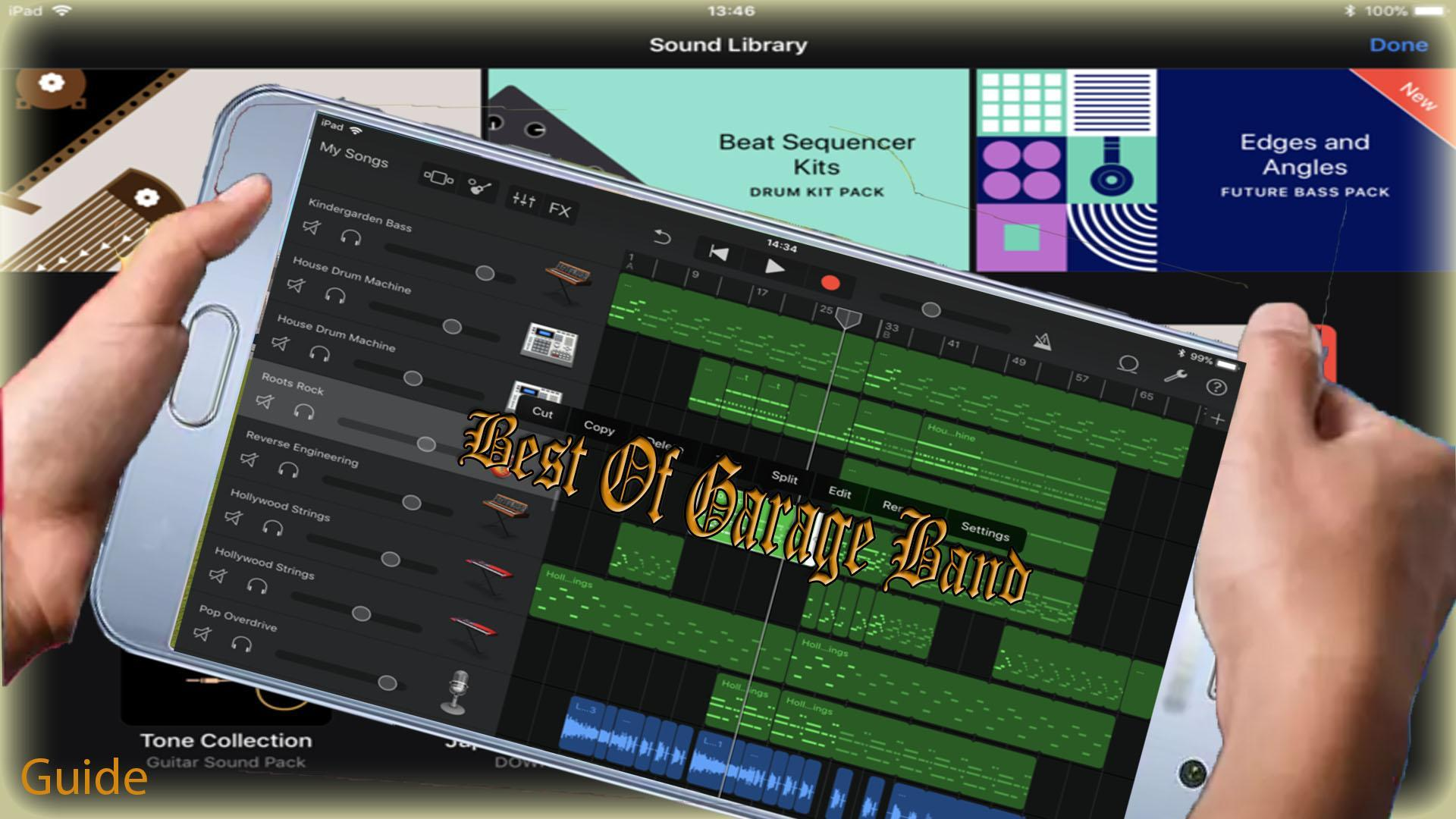 GarageBand Free Tips 2018 for Android - APK Download