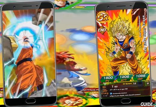 Guide for Dragon Ball Z Dokkan Battle screenshot 3