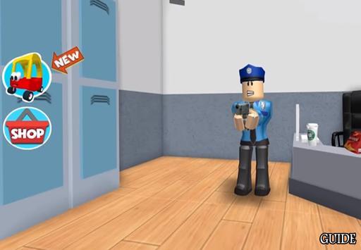 Tips ESCAPED CRIMINAL ROBLOX apk screenshot