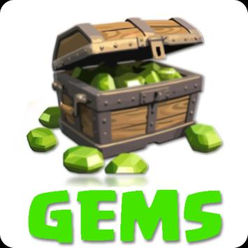 Unlimited Gems Guide for Clash of Clans Tips poster