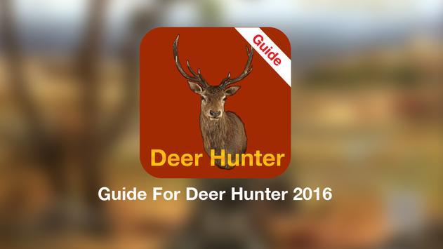 Guide For Deer Hunter 2016 screenshot 1