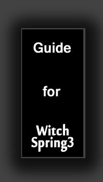 Guide for WitchSpring3 Game poster