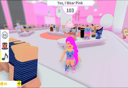 Tips Fashion Famous Frenzy Dress Roblox For Android Apk Download