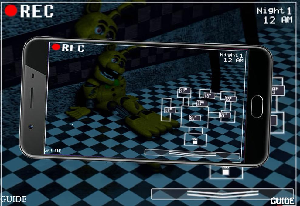 guide for Five Nights at Freddy's 6 for Android - APK Download