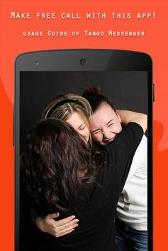 Guide Tango Video Calls & Chat apk screenshot