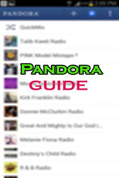 Free Pandora Music Tips poster