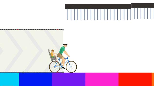 guide Happy Wheels New poster