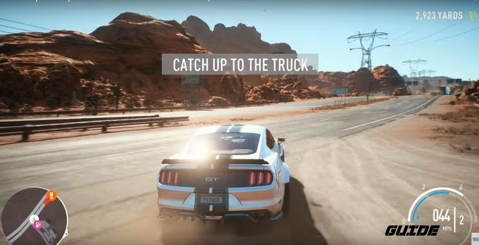 Tips of NEED FOR SPEED PAYBACK screenshot 8