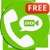 New Jio4GVoice free Video Calls & Jio Guide ... icon
