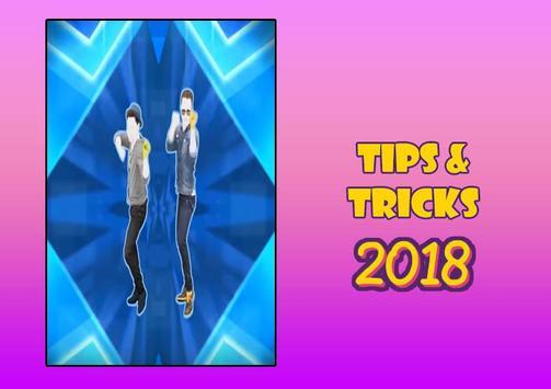 New Tips of Just Dance 2018 screenshot 1