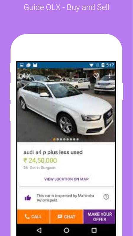 394c24ccae0 Guide OLX - Buy And Sell for Android - APK Download