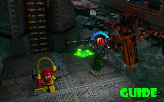 ProGuide LEGO Batman 3 apk screenshot