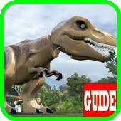 ProGuide LEGO Jurassic World icon