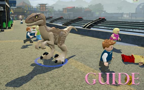 ProGuide LEGO Jurassic World apk screenshot