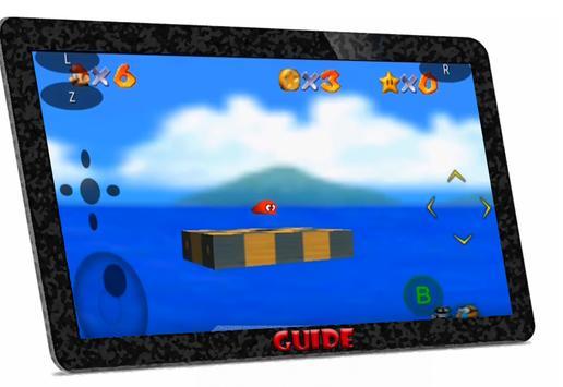 Tips Super Mario Odyssey apk screenshot