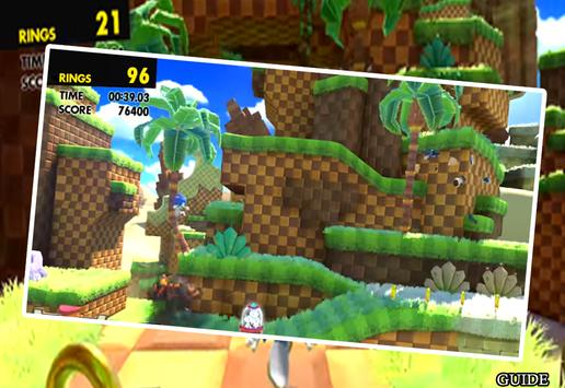 Tips Sonic Forces screenshot 6