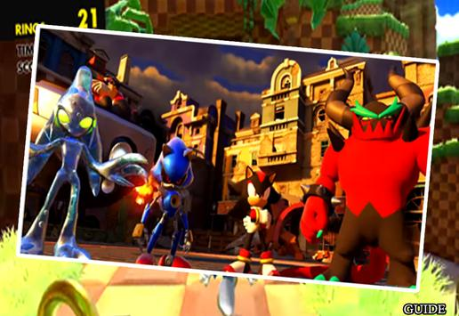 Tips Sonic Forces screenshot 1