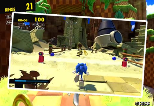 Tips Sonic Forces screenshot 3