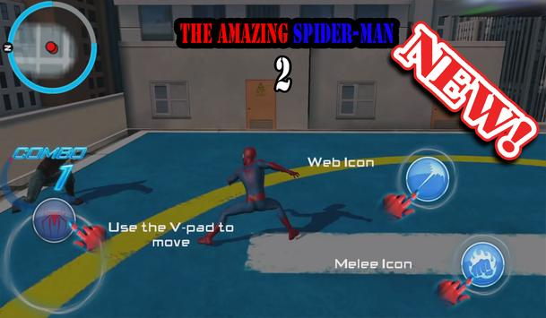 top Spider Man 2 Amazing tips poster