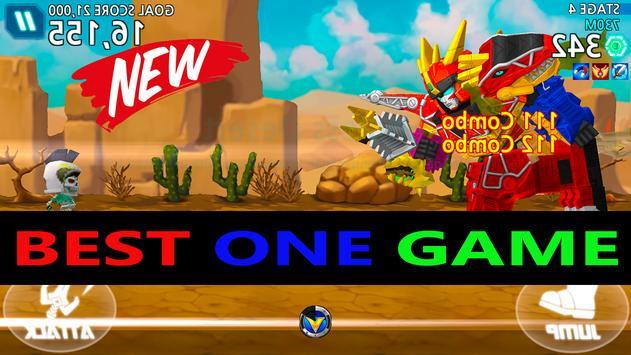 Top Power Rangers Game 2017 Tips screenshot 1