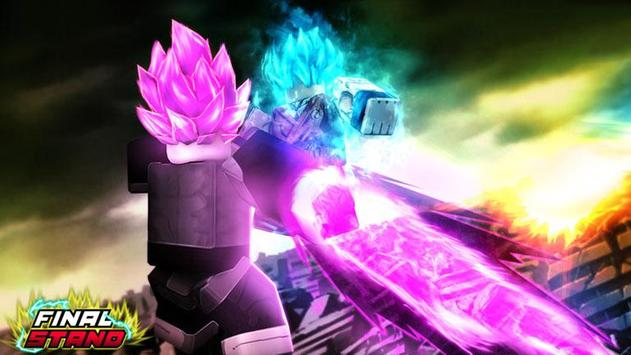 Guide for Roblox Dragon Ball Z Final Stand screenshot 1