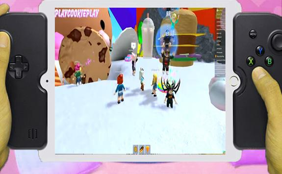 Guide for Cookie Swirl C Roblox screenshot 2