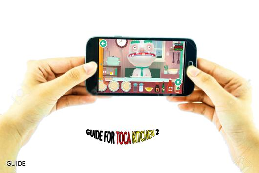 Tips of Toca Kitchen 2 poster