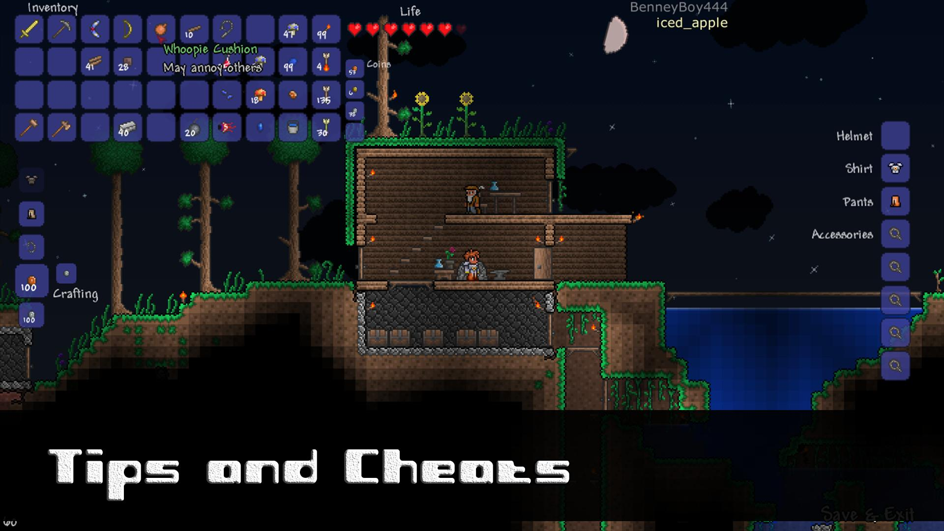 Guide & Tips For Terraria - Terraria Game for Android - APK