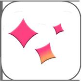 pro Kirakira+ Camera Glitter Twinkle Effect Tips icon