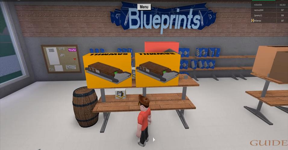 Roblox Lumber Inc 2 Guide For Lumber Tycoon 2 Roblox For Android Apk Download