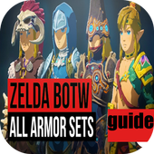 Guide Zelda Breath of the wild icon