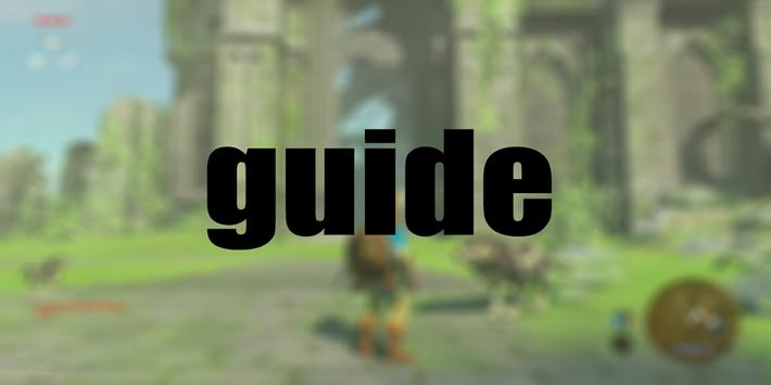 Guide Zelda Breath of the wild apk screenshot