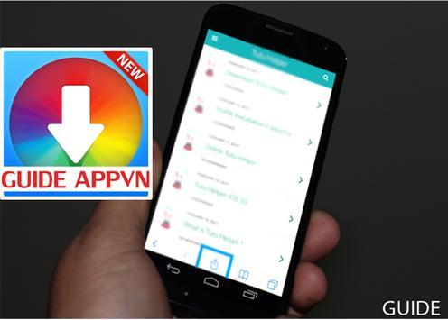 Guide APPVN 2017 apk screenshot