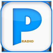 Pandora Radio Station Guía icon
