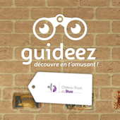 Guideez at Château of Blois icon