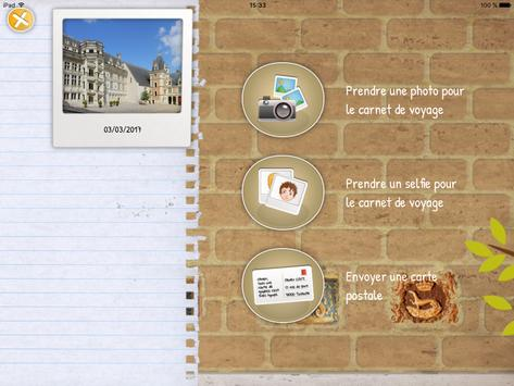 Guideez at Château of Blois apk screenshot