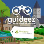 Guideez à Vendôme icon
