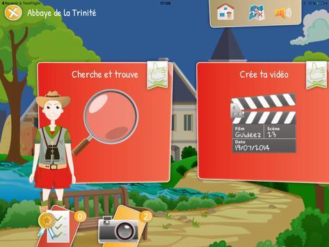 Guideez à Vendôme apk screenshot