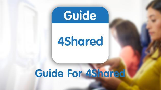 Guide For 4Shared apk screenshot