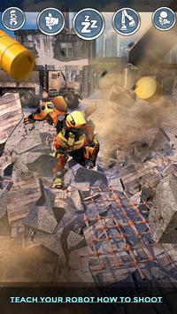 War robots, robot chicken Robot Shark war fighting screenshot 1