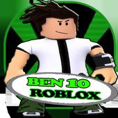 New BEN 10 & EVIL BEN 10 roblox Tips icon
